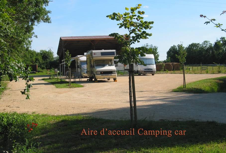 camping car 0 la ferme