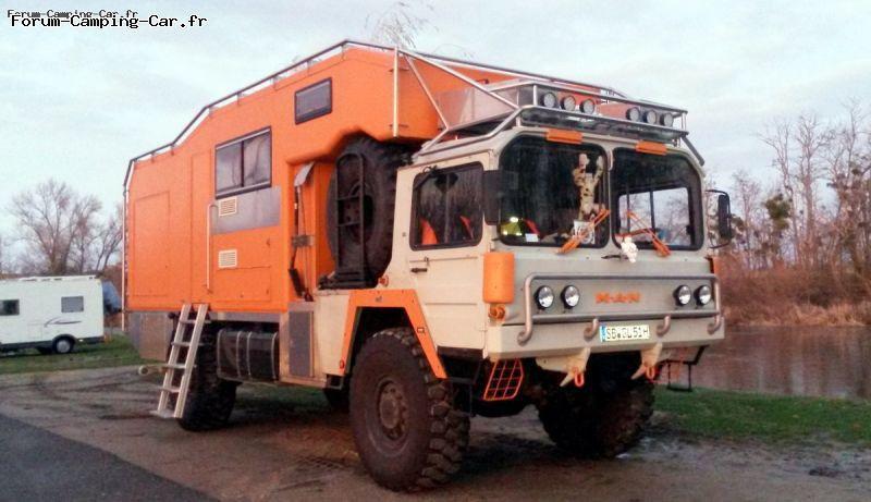 camping car 12 tonnes