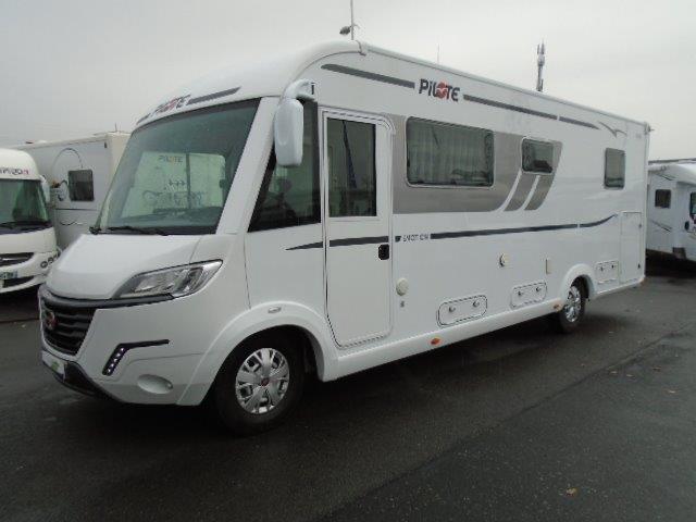 camping car 180cv
