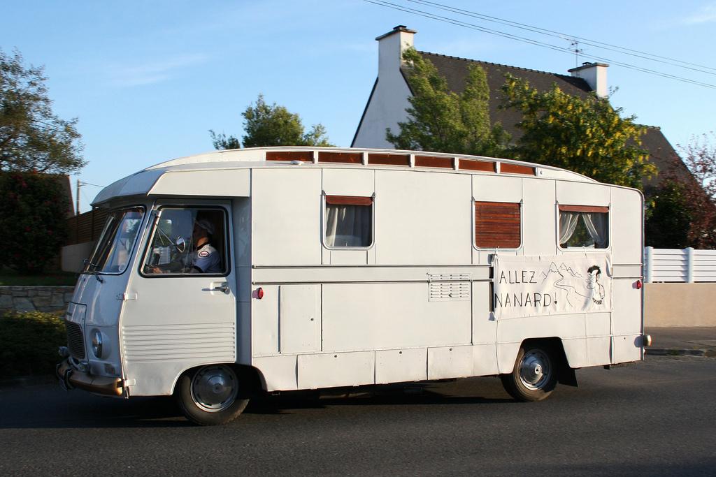 camping car 1970