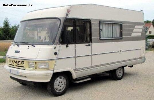 camping car 1980