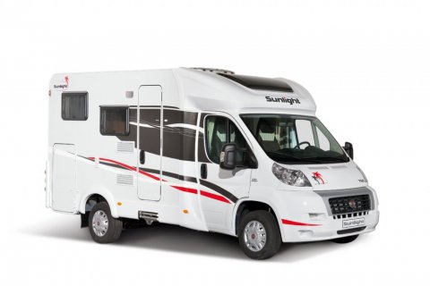 camping car 2 personne