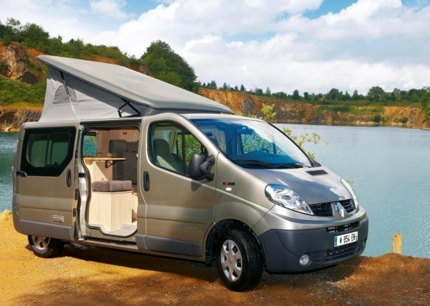 camping car 2 places