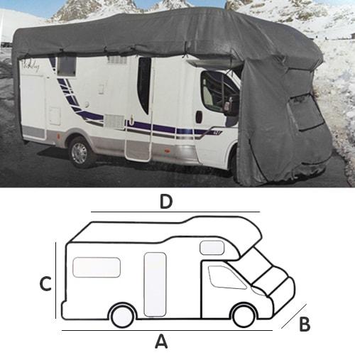 camping car 4 saisons