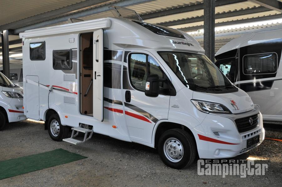camping car 6 m lit central
