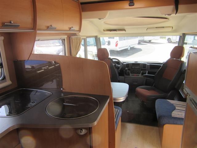 camping car 610 sd