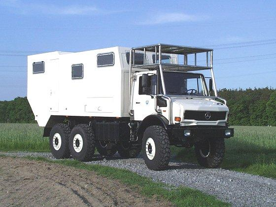 camping car 6x6