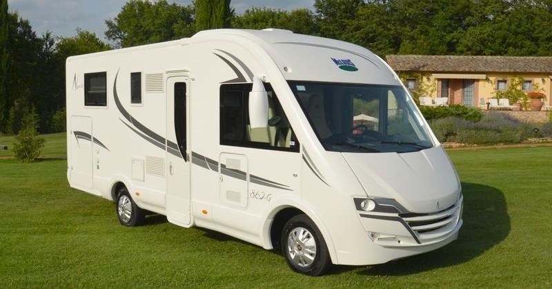 camping car 7m