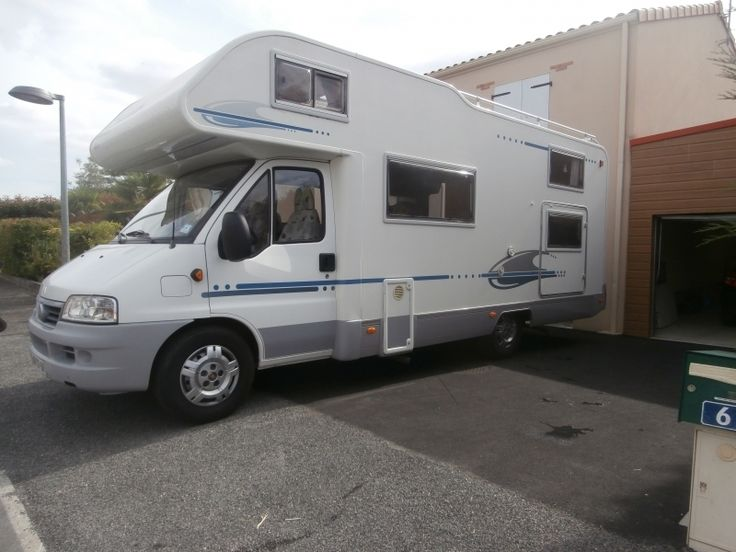 camping car 8 personnes location