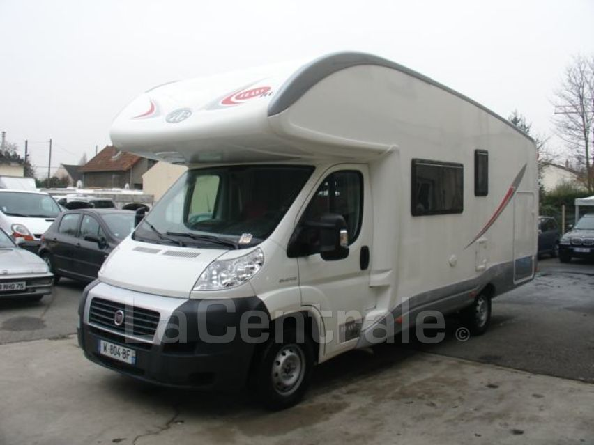 camping car 91 d'occasion