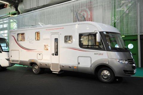 camping car 9m
