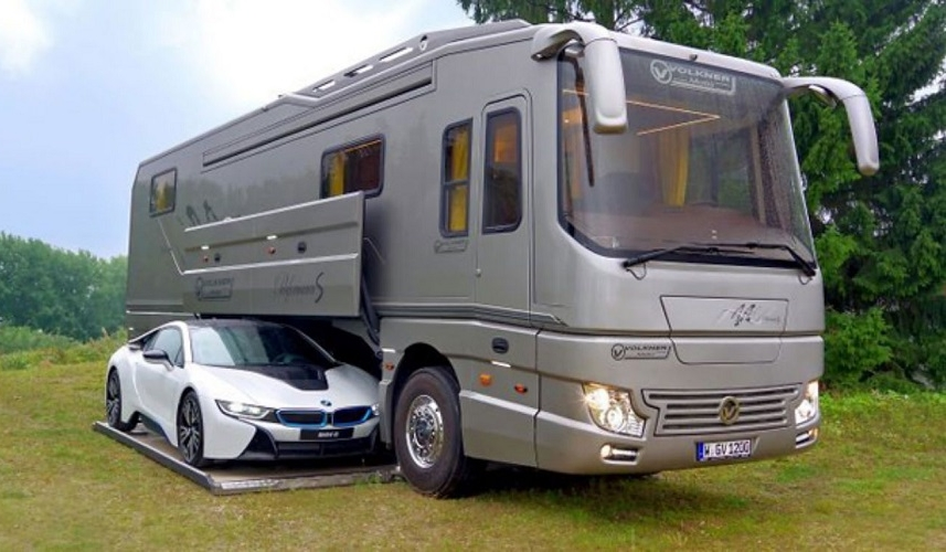 camping car a a