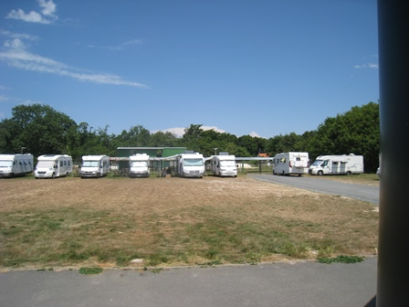 camping car a l'ile de re