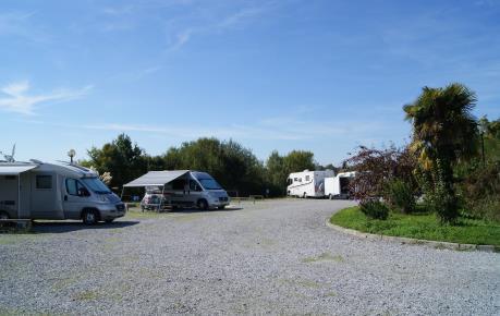 camping car a la ferme pays basque