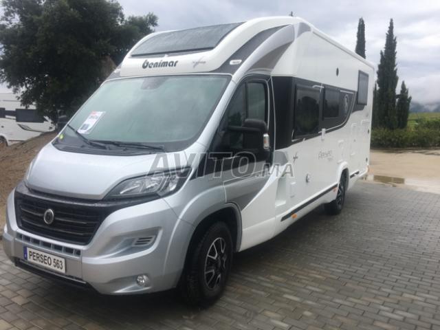 camping car a vendre maroc