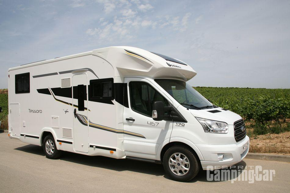 camping car boite automatique