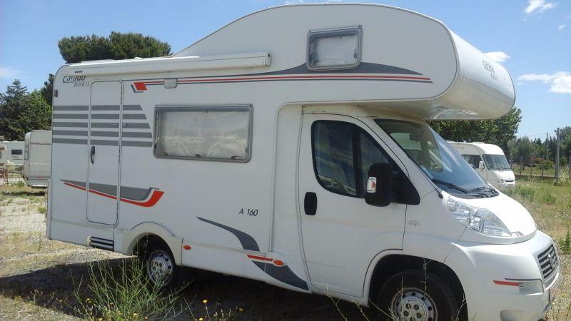 camping car capucine 4 places - Le spécialiste du camping car