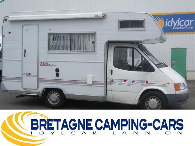 camping car capucine 5 couchages