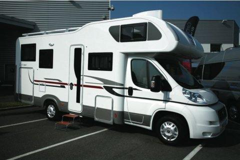 camping car capucine adria