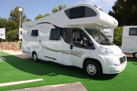 camping car capucine benimar