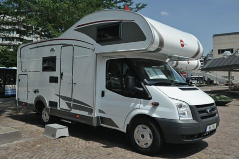 camping car capucine burstner