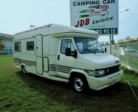 camping car capucine c25