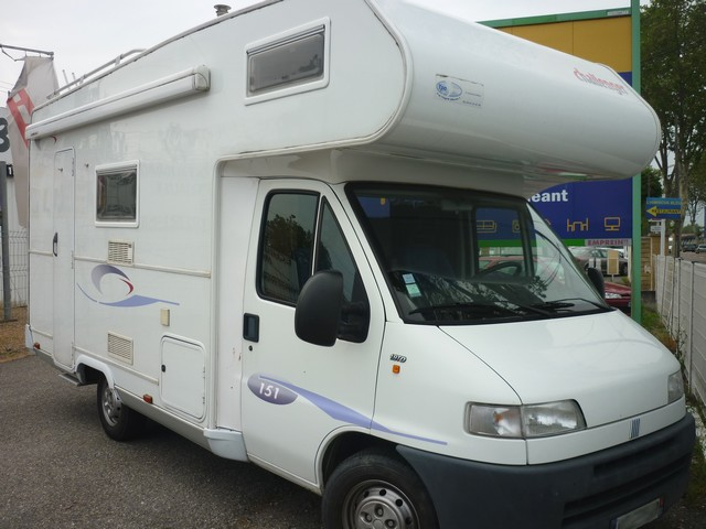 camping car capucine challenger 151