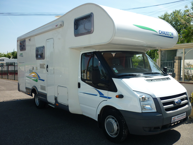 camping car capucine chausson occasion