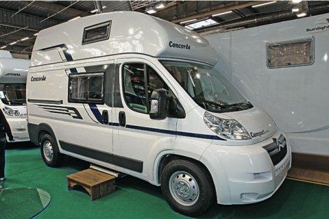 camping car capucine compact