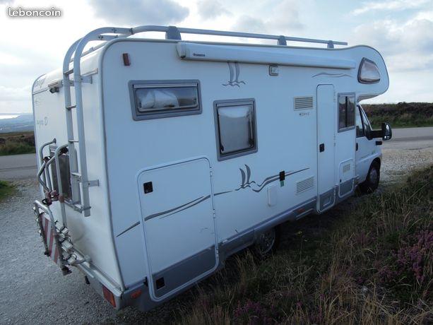 camping car capucine elnagh super d 111c