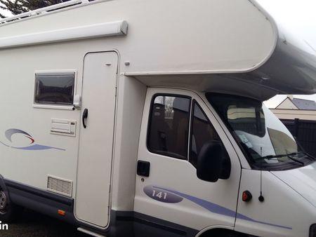 camping car capucine fiat ducato
