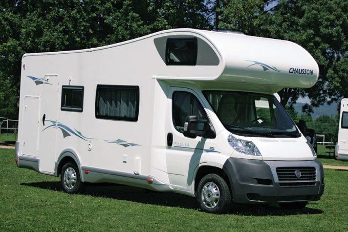 camping car capucine fiat