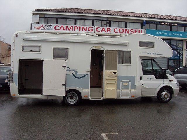 camping car capucine grande soute