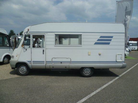 camping car capucine hymer camp 524