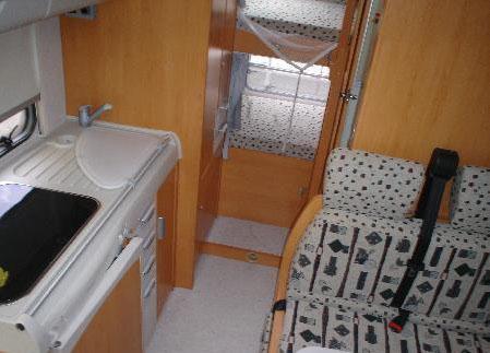camping car capucine hymer