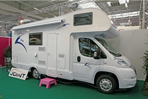 camping car capucine joint