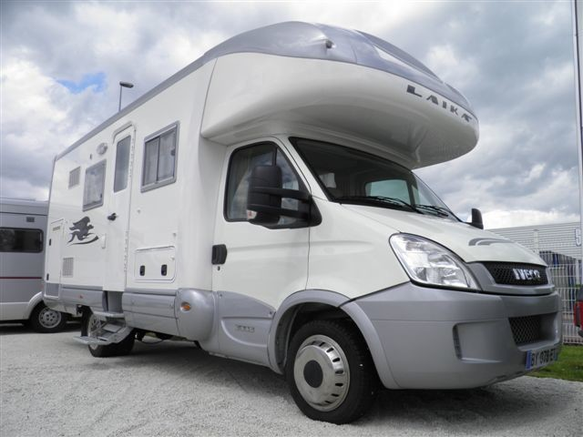 camping car capucine laika