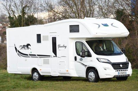 camping car capucine le plus court
