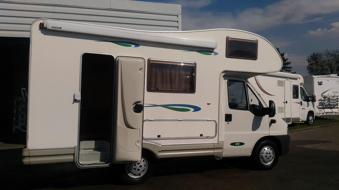camping car capucine mc louis lagan 410