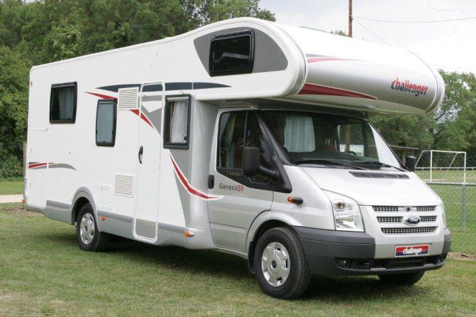 camping car capucine moins de 3m