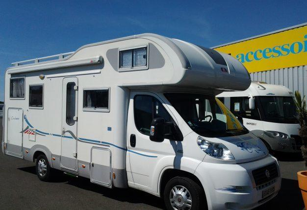 camping car capucine poids lourd occasion