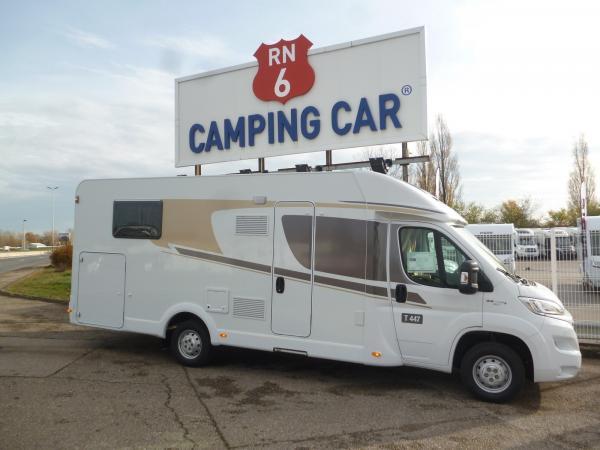 camping car carado