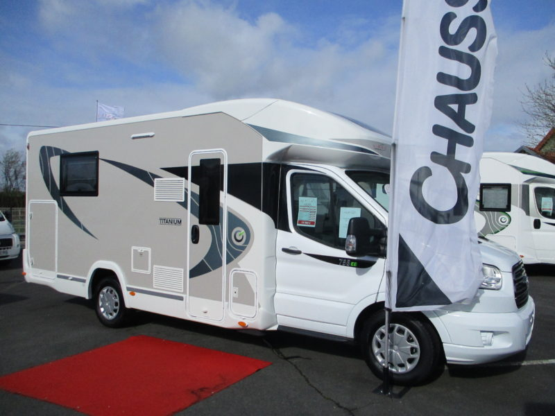 camping car chausson 2019