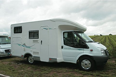 camping car chausson flash