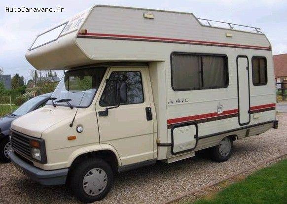 camping car d'occasion de particulier a particulier