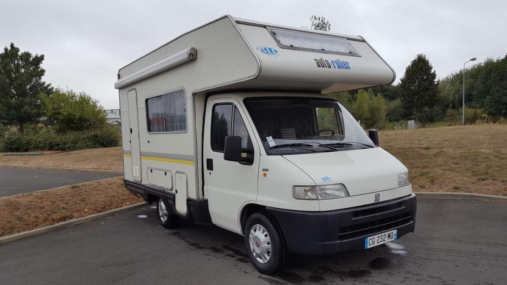 camping car ducato