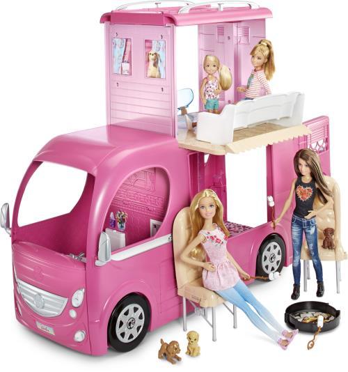 camping car duplex barbie