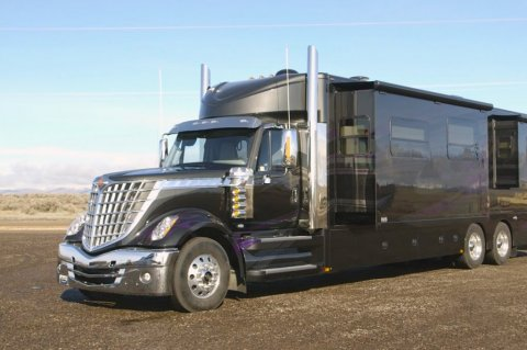 camping car enorme