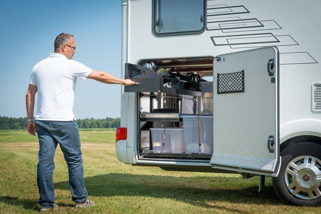 camping car equipements