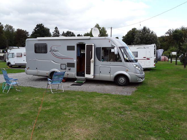 camping car eriba occasion